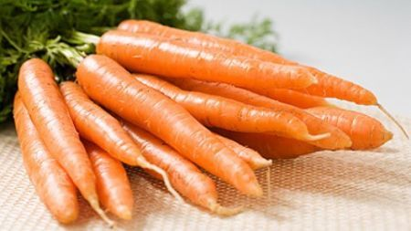 Carota: benefici e proprietà