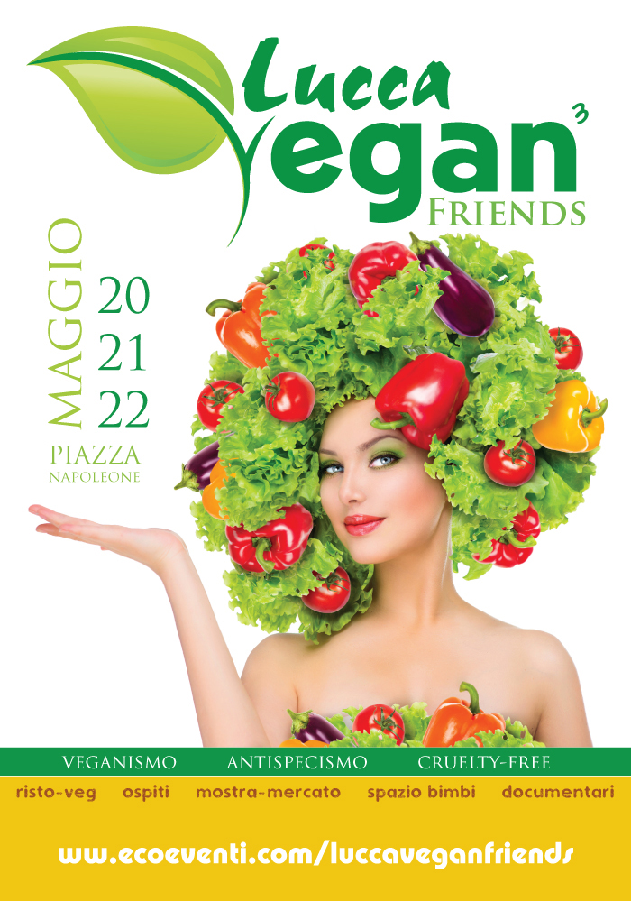 LUCCA VEGAN FRIENDS 2016